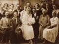 Wesele Edwarda Moskala -Wola Rzędzińska k.Tarnowa -lipiec 1939 r