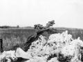 Krzyż w Głowaczowej -1945r- fot. A.Saran