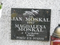 Rodzice/Parents/ m.in.Zofii Moskal i Heleny Saran : Jan Moskal /? - 1917/ , Magdalena Moskal /1867 - 1960/
