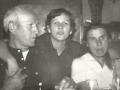 Frank Saran,M.Gdowska,S.Karpała - 13 VII 1978r