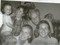 Tarnów - Margaret,Laura,ks.Antoni,Maria,mała Madzia- 1979r